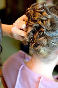 Wedding Hairstyles Photos - Real Life Wedding and Bridal Hair styles ...